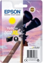 Original Epson Patronen 502 XL (Fernglas) Gelb