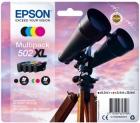 Original Epson Patronen 502 XL (Fernglas) Set