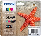 Set Original Epson Patronen 603 (Seestern) 1x XL + CMY