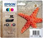 Set Original Epson Patronen 603 (Seestern) XL