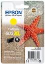 Original Epson Patronen 603 (Seestern) XL Gelb