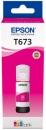 Original Epson Tinte T6733 Magenta
