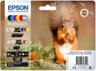 Set 6 Original Epson Patronen 378 XL 478XL