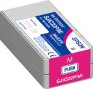 Original Epson Patronen SJIC22PM Magenta