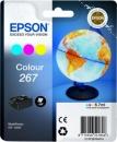 Original Epson Patronen 267 (Globus) Colour