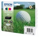 Original Epson Patronen 34 (Golfball) Mehrfarbig Set