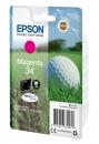 Original Epson Patrone 34 C13T34634010 (Golfball) Magenta