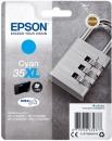 Original Epson Patronen 35 XL T3592 (Schloss) Cyan