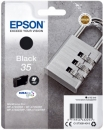 Original Epson Patronen 35 T3581 (Schloss) Schwarz