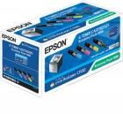 Original Epson Toner S050268 Multipack