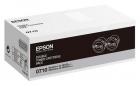 Set Original Epson Toner 0710 Schwarz