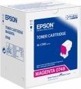 Original Epson Toner 0748 Magenta