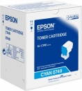 Original Epson Toner 0749 Cyan