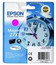 Original Epson Patronen 27 XL Wecker Magenta