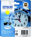 Original Epson Patronen 27 XL Wecker Yellow / Gelb