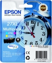 Original Epson Patronen 27 XL Wecker Set