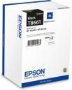 Original Epson Patronen T8661 XL Schwarz