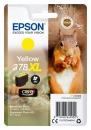 Original Epson Patronen 378 XL (Eichhörnchen) Gelb