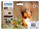 Original Epson Patronen 378 XL (Eichhörnchen) Set Mehrfarbig