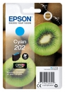 Original Epson Patronen 202 (Kiwi) Cyan