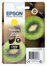 Original Epson Patronen 202 (Kiwi) Gelb