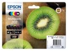 Original Epson Patronen 202 (Kiwi) Set Mehrfarbig