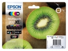 Original Epson Patronen 202 XL (Kiwi) Set Mehrfarbig