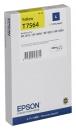 Original Epson Druckerpatrone T7564 / C13T756440 Gelb