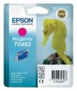 Original Epson Patronen T0483 Magenta