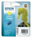 Original Epson Patronen T0484 Gelb