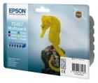 Original Epson Patronen Patronen T0487 Multipack