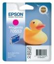 Original Epson Patronen T0553 Magenta