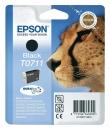 Original Epson Patronen T0711 Schwarz