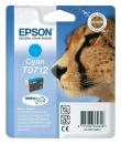 Original Epson Patronen T0712 Cyan