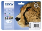 Original Epson Patronen T0715 Multipack