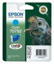 Original Epson Patronen T0792 Cyan