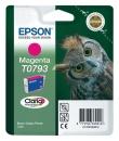 Original Epson Patronen T0793 Magenta