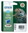 Original Epson Patronen T0795 Light Cyan