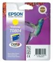 Original Epson Patronen T0804 Gelb