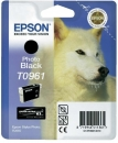 Original Epson Druckerpatronen T0961 Fotoschwarz