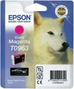Original Epson Druckerpatronen T0963 Magenta