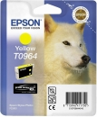 Original Epson Druckerpatronen T0964 Yellow / Gelb