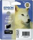 Original Epson Druckerpatronen T0967 Schwarz Hell