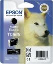 Original Epson Druckerpatronen T0968 Mattschwarz