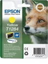 Original EPSON Tintenpatronen Gelb T1284