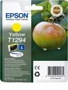Original EPSON Tintenpatronen Gelb T1294