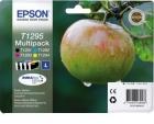 Sparpack Original EPSON Tintenpatronen T1291 T1292 T1293 T1294