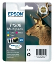 Sparpack Original Epson Patronen T1302 T1303 T1304
