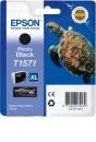 Original Epson T1571 (Schildkröte) Druckerpatronen Schwarz XL
