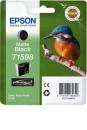 Original Epson T1598 (Eisvogel) Druckerpatronen Mattschwarz